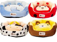 Couchage, paniers et corbeilles pour petits chiens en peluche pour chien