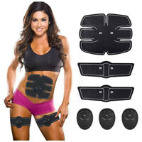 Stimulator Training Smart Abs Fitness Gear Muscle Toner Abdominal Toning Belt