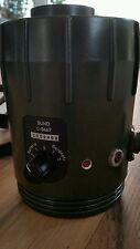 Belüftungsgerät der Bundeswehr für ABC-Filter,  Gasmaske, Lüfter,Luft Reinigung