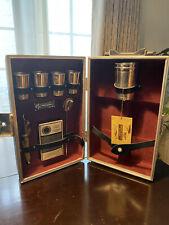 VTG Executair 880 Trav-L-Bar Ever Wear Portable Travel Bar Liquor Case