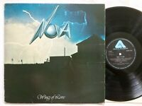 NOVA - Wings of Love / 1977 Prog Rock, Fusion / Vinyl LP Album SPARTY1021 VG+/VG