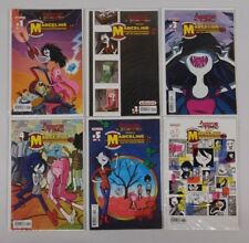 Adventure Time MARCELINE AND THE SCREAM QUEENS #1-6 COMPLETE COMIC RUN