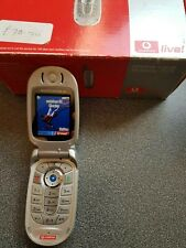 Motorola V525 - Vodafone (Original Box)