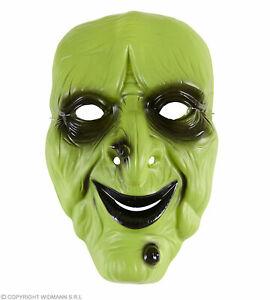 Hexenmaske Aus Pvc