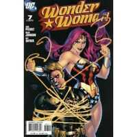 Wonder Woman (2006 series) #7 in Near Mint + condition. DC comics [*4m]