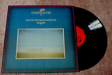VANGELIS Chariots Of Fire, Org. Soundtrack 1981, Electronic, ex/ex