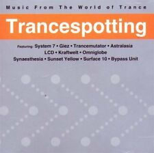 TRANCESPOTTING: Music From The World Of Trance CD