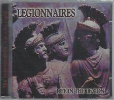 THE LEGIONNAIRES - LIFE IN THE LEGION (still sealed cd) STEP CD 147