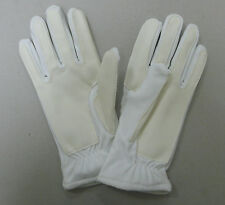 US MILITARY PARADE HONOR GUARD DRESS WHITE GLOVES MEDIUM COLD WEATHER INSULATED