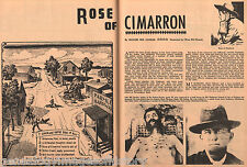 Rose of Cimarron-Myth Or Reality-Legend of the Old West