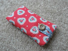 iPhone 5 / 5S / 5C / SE Fabric Padded Case Cover - Cath Kidston Sweetheart Rose