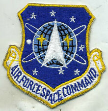 US Air Force Space Command Color Patch