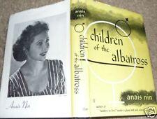 Children of the Albatross Anais Nin 1947 1E *Near New*
