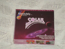 ABSOLUTELY THE VERY BEST OF SOLAR SOUND OF LOS ANGELES  3-CD BOX SET RARE