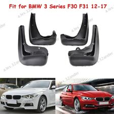 Genuine For BMW F30 F31 3 Series 12-17 OEM Splash Guards Mud Guards Mud Flaps