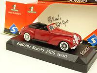 Solido 1/43 - Alfa Romeo 2500 Sport Rouge