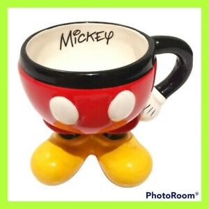 Mickey Mouse 3D Mug Cup Disney Official