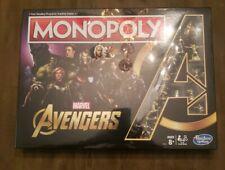 Monopoly Marvel Avengers.