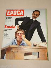 EPOCA=1976/1357=MAURICE BEJART HELIOGABALE LUCIANA SAVIGNANO PIERRE CLEMENTI=