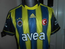 Fenerbahce FC Shirt - Official Adidas Short Sleeved Shirt - SIZE:L / NEVER USED
