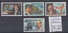 Christmas Islands 1977 serie corrente (II) 86-9  MNH