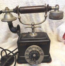 "Antique Rotary Telephone ""TELEFON A.B.L.M. ERICSSON STOCKHOLM"""