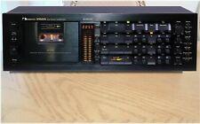 New ListingNakamichi Dragon Audiophile Cassette deck,Willy Hermann Overhauled, Near Mint