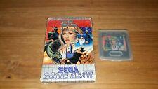 Jeu Sega Gamegear Game Gear Crystal Warriors sans notice