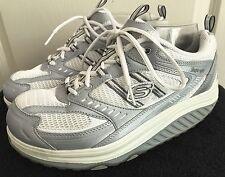 Womens SKECHERS SHAPE-UPS Athletic Walking Exercise Shoes SIZE US 9.5 EU 39.5