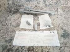 Lcn 4040Xp-3049Scns Al 14-1/16 In L Aluminum Hold Open Spring Cush Arm