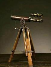 Antique British Telescope 19th century ( 1800s )
