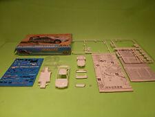 HELLER 80190 PEUGEOT 405 TURBO - RALLYE PARIS DAKAR 1988 - 1:43 - VG IN BOX