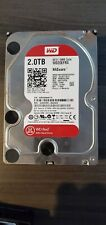 """WD Red 2TB NAS Hard Disk Drive - 5400 RPM SATA 6 Gb/s 64MB Cache 3.5"""" - WD20EFRX"""