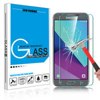 For Samsung Galaxy J3 Emerge/Prime/Luna Pro/2017 Tempered Glass Screen Protector