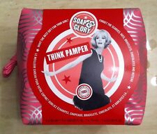 Soap and Glory THINK PAMPER Wash Bag Gift Set BNIB