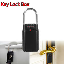 Key Safe Storage Box Security Combination Lock for Realtor Outdoor Use Outdoor