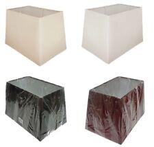"13"" 15"" 17"" Rectangular Table Lamp Shade Floor Light Table Lamp Shade Multicolor"