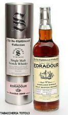 Edradour 10 Y.O. Distilled 2006 By Signatory Vol.46% Cl.70