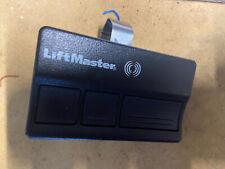 LiftMaster 373Lm Garage Door Remote Controls Full Size Black