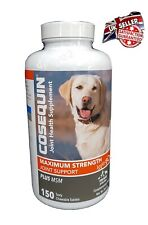 Cosequin 150 Tasty Chewable Joint Health Supplement for Dogs Maximum Strength UK