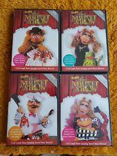 Best Of The Muppet Show DVD Lot, 25th Anniv. Alice Cooper, Elton John
