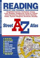 Reading Street Atlas by Geographers A-Z Map Company, NEW Book, (Paperback) FREE