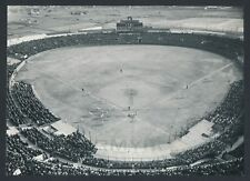 """1951 Nishinomiya Baseball Stadium, """"45,000 Fans"""" Major League Baseball Photo"""