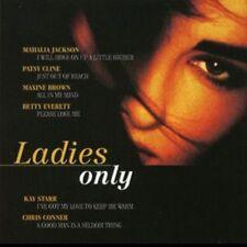 CD LADIES ONLY VAUGHAN JACKSON CLINE STARR HORNE LEE ROGERS McRAE BROWN