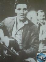 ELVIS PRESLEY CARTE POSTALE POSTCARD MUSICARTES EM 490