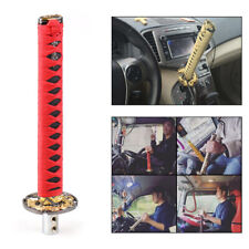 Racing Universal Car 260mm Samurai Sword Gear Shift Knob Shifter Katana Metal