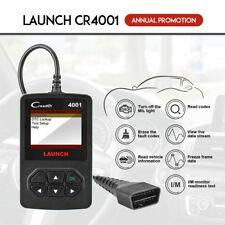 LAUNCH Creader Car Code Reader OBD2Scanner Turning Off Check Engine Light Engine