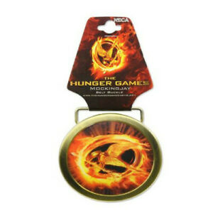 The Hunger Games - Mockingjay Belt Buckle Gift Belt High Quality form NECA