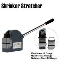 Industrial Shrinker Stretcher,16/18/20-Ga Sheet Metal Forming Shrinker Stretcher
