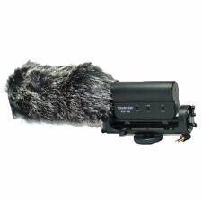 Furry Outdoor Shotgun Mic Windscreen Filter Noise Wind For TAKSTAR SGC-598 B26